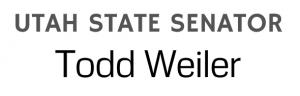 Utah State Senator Todd Weiler