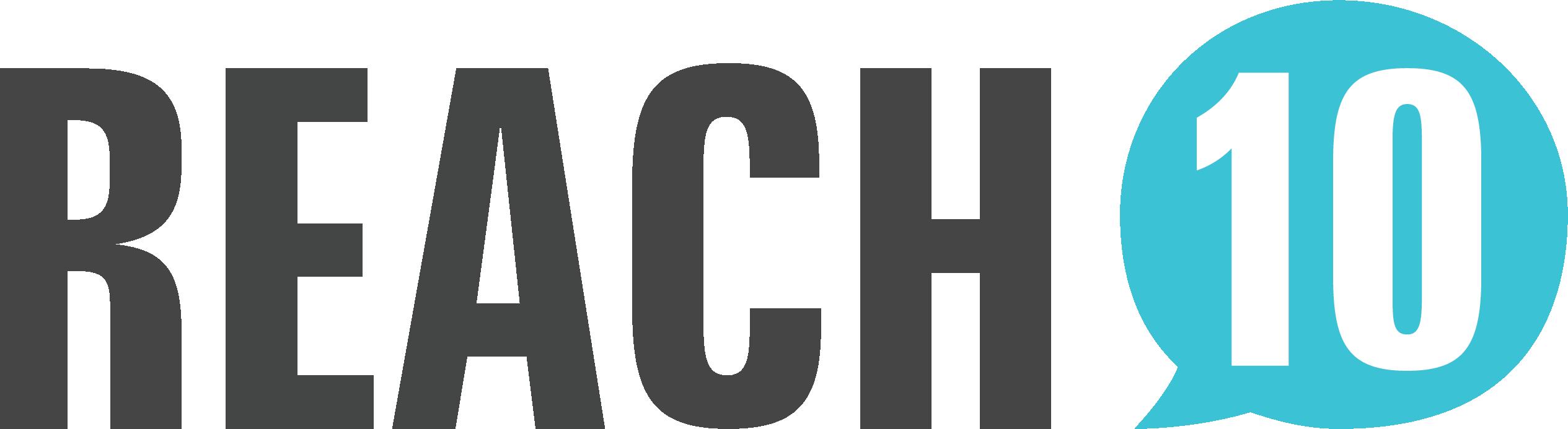 Reach 10 Logo