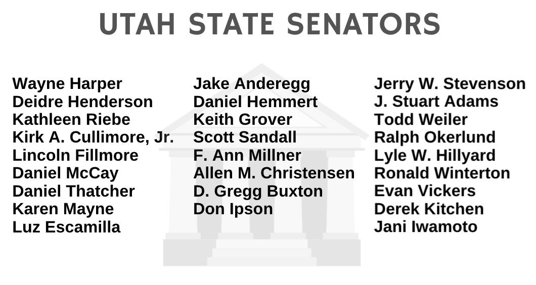 Utah State Senators Fix App Ratings